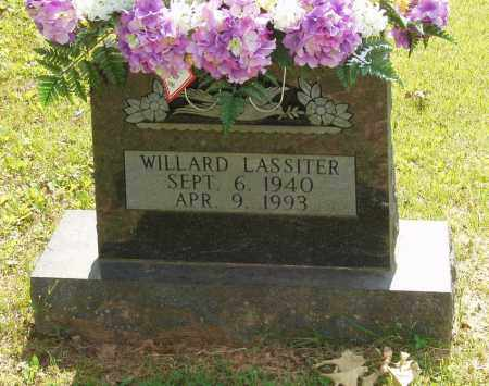LASSITER, WILLARD - Izard County, Arkansas | WILLARD LASSITER - Arkansas Gravestone Photos