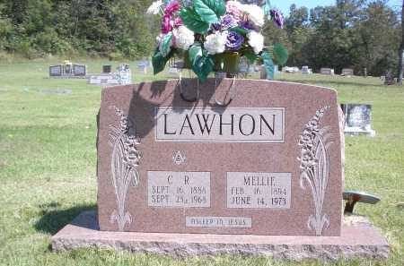 LAWHON, MELLIE SOPHRONIAL - Izard County, Arkansas | MELLIE SOPHRONIAL LAWHON - Arkansas Gravestone Photos