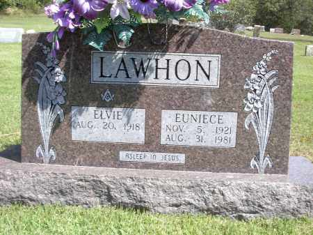 HALEY LAWHON, EUNIECE - Izard County, Arkansas | EUNIECE HALEY LAWHON - Arkansas Gravestone Photos
