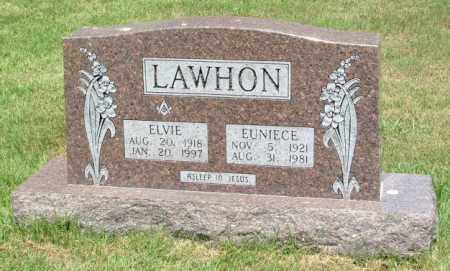 LAWHON, RAYBURN ELVIE - Izard County, Arkansas | RAYBURN ELVIE LAWHON - Arkansas Gravestone Photos