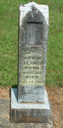 LAWSON, ELIZABETH ADLINE - Izard County, Arkansas | ELIZABETH ADLINE LAWSON - Arkansas Gravestone Photos