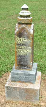 LAWSON, JOSEPH JOEL - Izard County, Arkansas | JOSEPH JOEL LAWSON - Arkansas Gravestone Photos