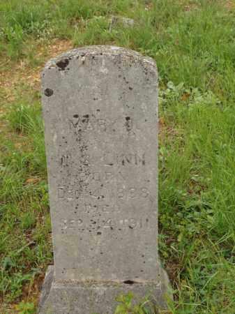 LINN, MARY JANE - Izard County, Arkansas | MARY JANE LINN - Arkansas Gravestone Photos