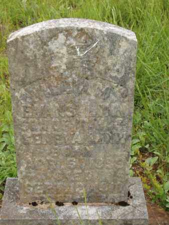 LINN, WILLIAM EVANS - Izard County, Arkansas | WILLIAM EVANS LINN - Arkansas Gravestone Photos
