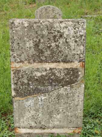 LINN, WILLIAM SAMPSON - Izard County, Arkansas | WILLIAM SAMPSON LINN - Arkansas Gravestone Photos