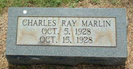 MARLIN, CHARLES RAY - Izard County, Arkansas | CHARLES RAY MARLIN - Arkansas Gravestone Photos