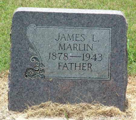 MARLIN, JAMES L - Izard County, Arkansas | JAMES L MARLIN - Arkansas Gravestone Photos