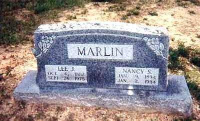 DAVIS MARLIN, NANCY SHARP - Izard County, Arkansas | NANCY SHARP DAVIS MARLIN - Arkansas Gravestone Photos