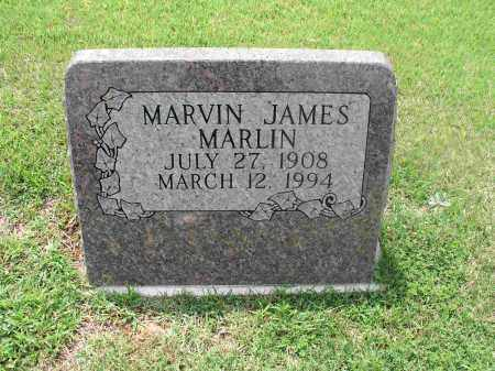MARLIN, MARVIN JAMES - Izard County, Arkansas | MARVIN JAMES MARLIN - Arkansas Gravestone Photos