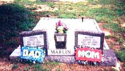DAVIS MARLIN, WINNIE ESTER - Izard County, Arkansas | WINNIE ESTER DAVIS MARLIN - Arkansas Gravestone Photos
