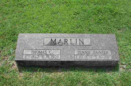 MARLIN, THOMAS C. - Izard County, Arkansas | THOMAS C. MARLIN - Arkansas Gravestone Photos