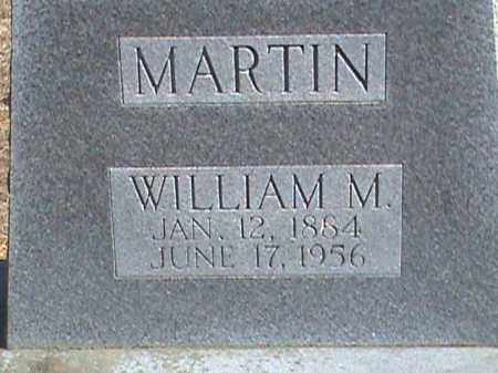 MARTIN, WILLIAM M. - Izard County, Arkansas | WILLIAM M. MARTIN - Arkansas Gravestone Photos