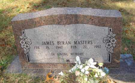 MASTERS, JAMES BYRAN - Izard County, Arkansas | JAMES BYRAN MASTERS - Arkansas Gravestone Photos