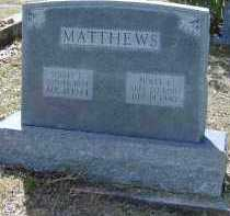 MATTHEWS, MOLLY - Izard County, Arkansas | MOLLY MATTHEWS - Arkansas Gravestone Photos