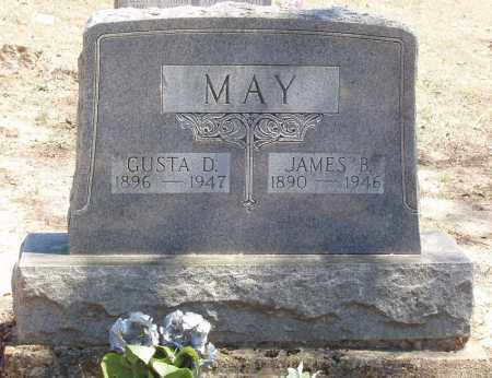 MAY, GUSTA D - Izard County, Arkansas | GUSTA D MAY - Arkansas Gravestone Photos