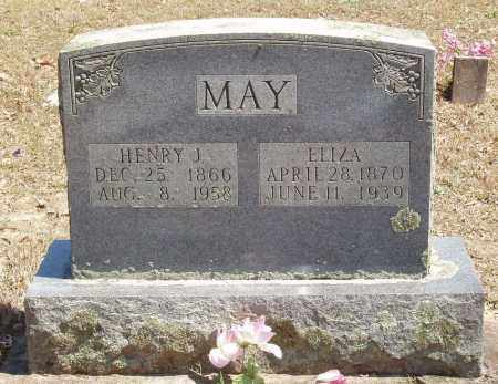 MAY, ELIZA - Izard County, Arkansas | ELIZA MAY - Arkansas Gravestone Photos
