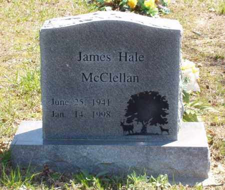 MC CLELLAN, JAMES HALE - Izard County, Arkansas | JAMES HALE MC CLELLAN - Arkansas Gravestone Photos