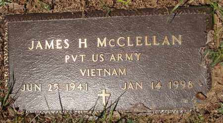MC CLELLAN  (VETERAN VIET), JAMES HALE - Izard County, Arkansas | JAMES HALE MC CLELLAN  (VETERAN VIET) - Arkansas Gravestone Photos