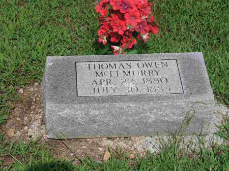 MC ELMURRY, THOMAS OWEN - Izard County, Arkansas | THOMAS OWEN MC ELMURRY - Arkansas Gravestone Photos