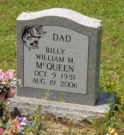 "MC QUEEN, WILLIAM ""BILLY"" M - Izard County, Arkansas 
