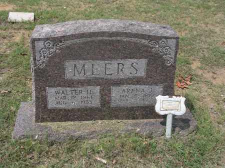GRAY MEERS, ARENA JANE - Izard County, Arkansas | ARENA JANE GRAY MEERS - Arkansas Gravestone Photos