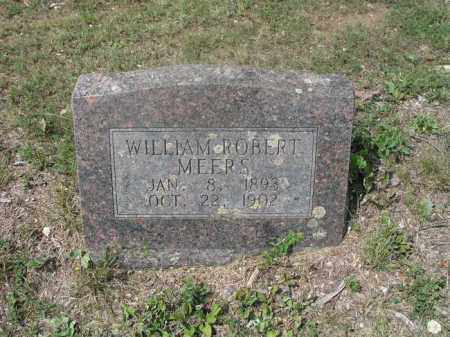 MEERS, WILLIAM ROBERT - Izard County, Arkansas | WILLIAM ROBERT MEERS - Arkansas Gravestone Photos