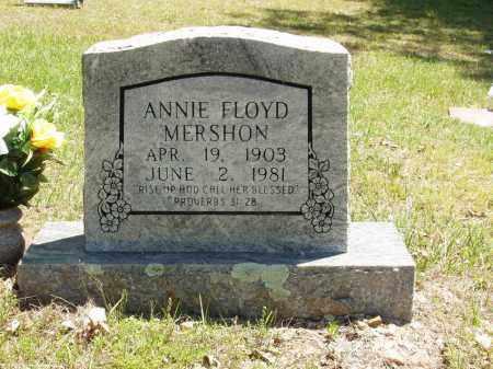 MERSHON, ANNIE - Izard County, Arkansas | ANNIE MERSHON - Arkansas Gravestone Photos