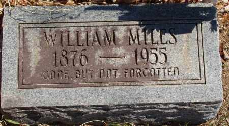 MILES, WILLIAM - Izard County, Arkansas | WILLIAM MILES - Arkansas Gravestone Photos