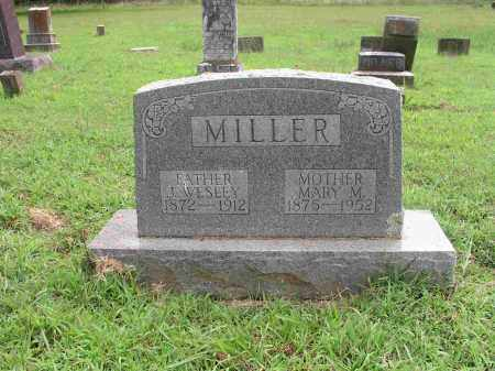 MILLER, MARY MITILDA - Izard County, Arkansas | MARY MITILDA MILLER - Arkansas Gravestone Photos