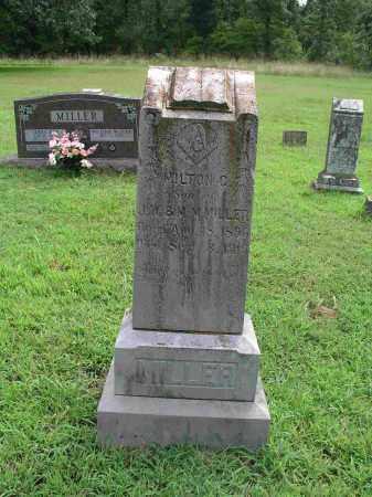 MILLER, MILTON CONRAD - Izard County, Arkansas | MILTON CONRAD MILLER - Arkansas Gravestone Photos