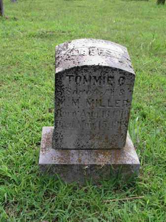 MILLER, TOMMIE CALVIN - Izard County, Arkansas | TOMMIE CALVIN MILLER - Arkansas Gravestone Photos