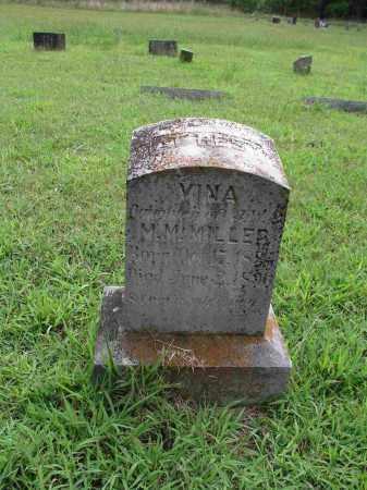 MILLER, VINA - Izard County, Arkansas | VINA MILLER - Arkansas Gravestone Photos
