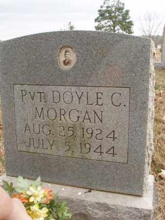 MORGAN, DOYLE C - Izard County, Arkansas | DOYLE C MORGAN - Arkansas Gravestone Photos