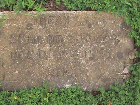 MOSER, INFANT SON - Izard County, Arkansas   INFANT SON MOSER - Arkansas Gravestone Photos