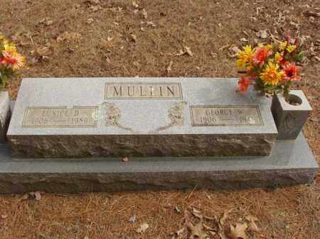 DARYMPLE MULLIN, EUNICE D - Izard County, Arkansas | EUNICE D DARYMPLE MULLIN - Arkansas Gravestone Photos