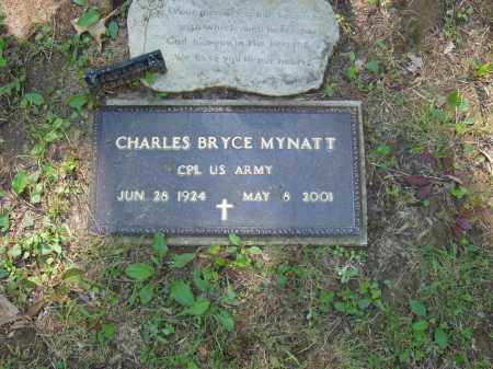 MYNATT  (VETERAN), CHARLES BRYCE - Izard County, Arkansas | CHARLES BRYCE MYNATT  (VETERAN) - Arkansas Gravestone Photos