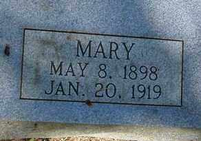 MYNATT, MARY - Izard County, Arkansas | MARY MYNATT - Arkansas Gravestone Photos