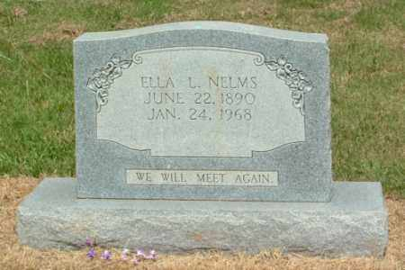 NELMS, MARY ELLA - Izard County, Arkansas | MARY ELLA NELMS - Arkansas Gravestone Photos