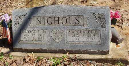 NICHOLS, GEORGE E JR - Izard County, Arkansas | GEORGE E JR NICHOLS - Arkansas Gravestone Photos
