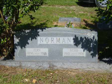MATTHEWS NORMAN, FERN - Izard County, Arkansas | FERN MATTHEWS NORMAN - Arkansas Gravestone Photos