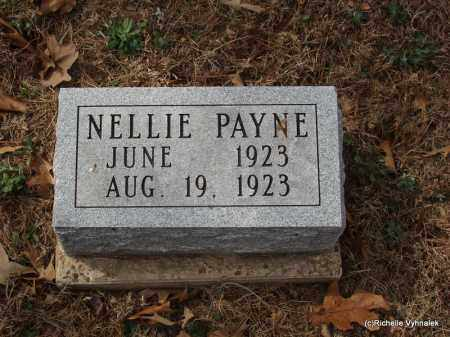 PAYNE, NELLIE - Izard County, Arkansas | NELLIE PAYNE - Arkansas Gravestone Photos
