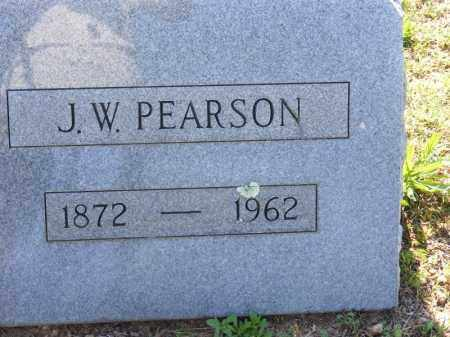 PEARSON, JAMES WILLIAM - Izard County, Arkansas | JAMES WILLIAM PEARSON - Arkansas Gravestone Photos
