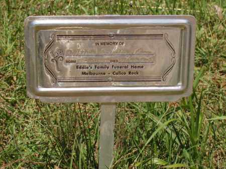 PERRY, BETTY ANN - Izard County, Arkansas | BETTY ANN PERRY - Arkansas Gravestone Photos