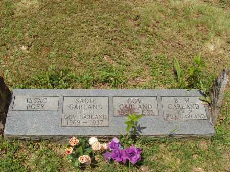 GARLAND, COV - Izard County, Arkansas | COV GARLAND - Arkansas Gravestone Photos