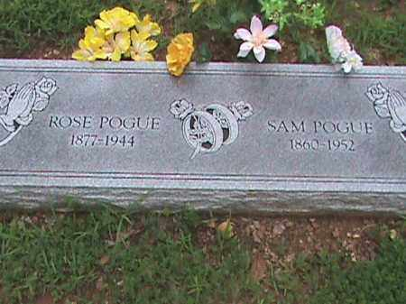 POGUE, SAM - Izard County, Arkansas | SAM POGUE - Arkansas Gravestone Photos