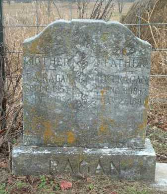 RAGAN, DAVID - Izard County, Arkansas | DAVID RAGAN - Arkansas Gravestone Photos