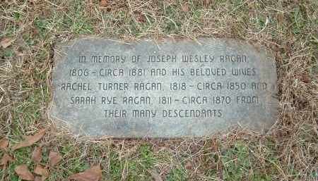 RAGAN, JOSEPH - Izard County, Arkansas | JOSEPH RAGAN - Arkansas Gravestone Photos