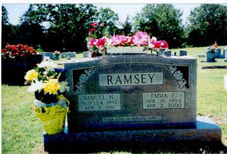 RAMSEY, SAMUEL - Izard County, Arkansas | SAMUEL RAMSEY - Arkansas Gravestone Photos