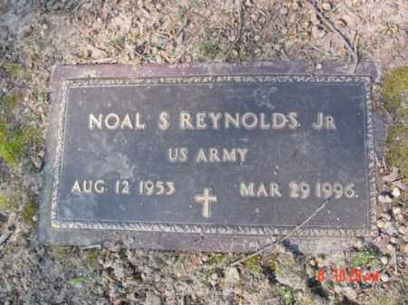 REYNOLDS, JR  (VETERAN), NOAL S - Izard County, Arkansas | NOAL S REYNOLDS, JR  (VETERAN) - Arkansas Gravestone Photos