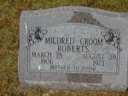 ROBERTS, MILDRED - Izard County, Arkansas | MILDRED ROBERTS - Arkansas Gravestone Photos